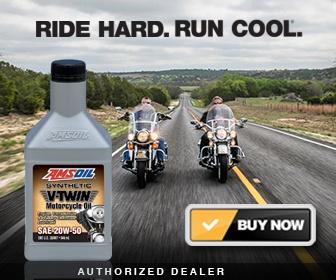 Amsoil Ride Hard Run Cool